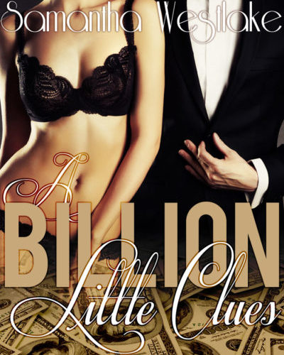A Billion Little Clues cover