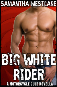 Big White Rider cover