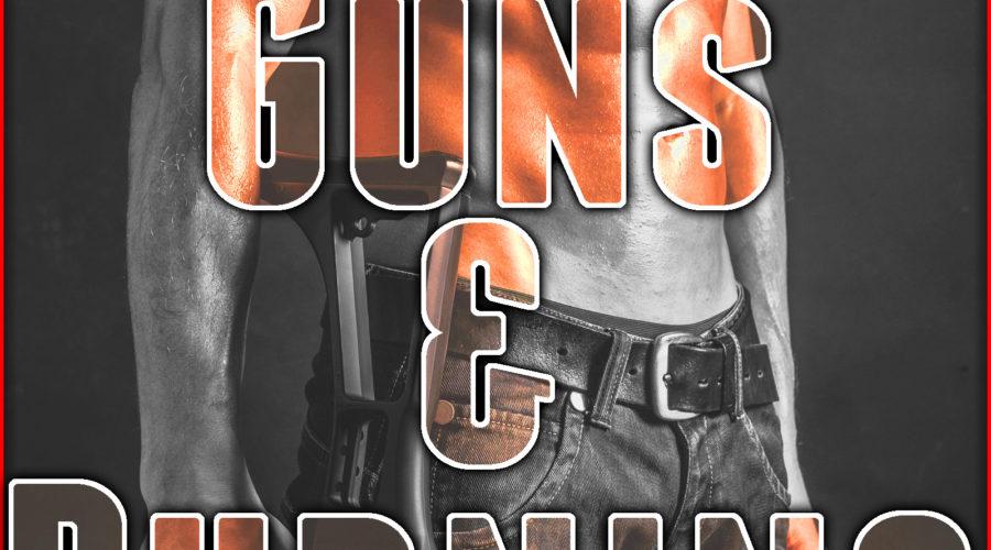 Guns & Burning Rubber cover